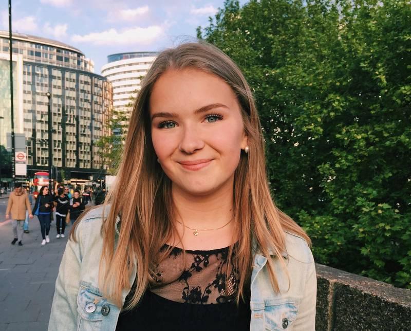 Linnea Lundqvist.