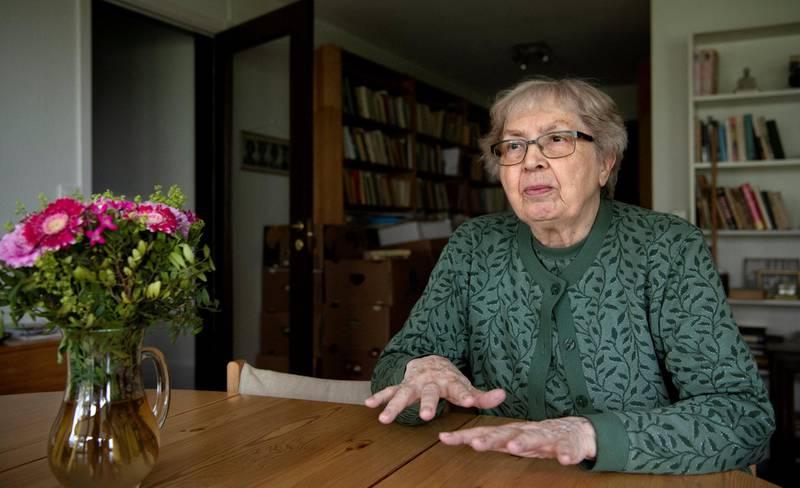 Torild Skard er internasjonalt kjent for sitt engasjement for kvinner og barns rettigheter. SV-nestoren mener venstresiden må lære av sine feil og kjempe for at mor og barn får mer tid sammen.