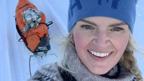 Silje (42) overlevde brystkreft. Nå vil hun krysse Grønland med andre kreftoverlevere