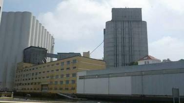 Felleskjøpet vurderer å selge Norges største kornsilo