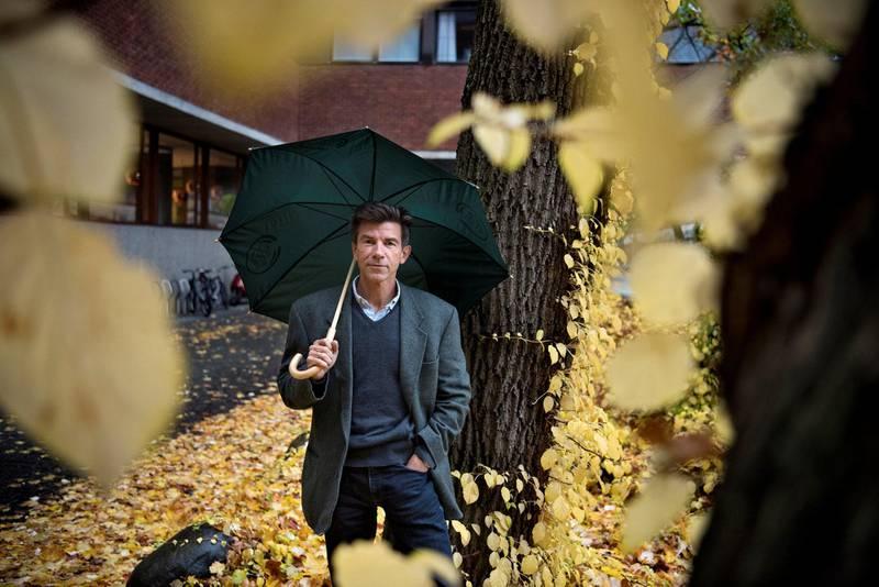 Dag O. Hessen er professor i biologi, og forfatteren av en lang rekke sakprosabøker. For «Verden på vippepunktet» fikk han årets Bragepris i klassen for sakprosa. Han ble dessuten tildelt hedersprisen for sin innsats for fagformidling. Foto: Mimsy Møller.