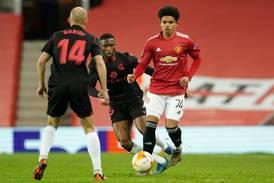 Shoretire ble tidenes yngste i Europa for et United-lag som cruiset videre