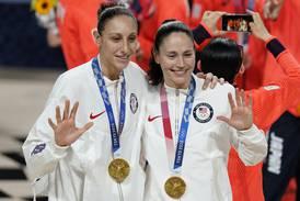 Femte OL-gull i basket for Bird og Taurasi