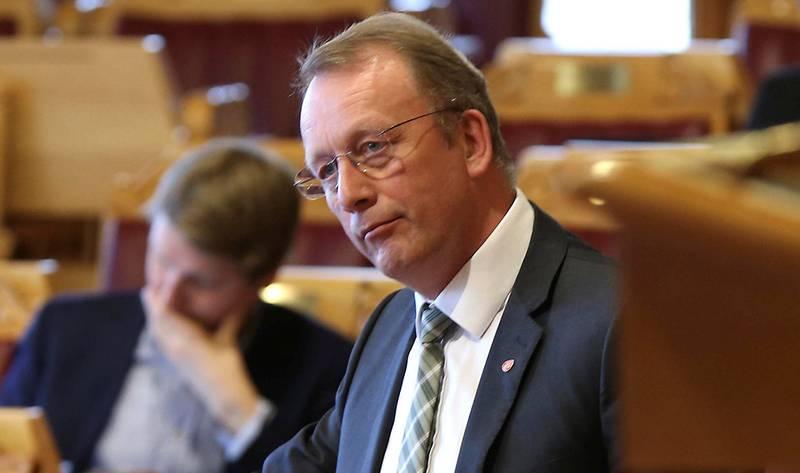 Oljegruppa er ikke noe formelt organ, påpeker Aps Per Rune Henriksen.