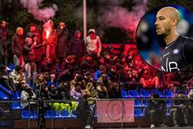 Kwaraseys nye fotballeventyr: – Vil bryte de usynlige grensene i Oslo