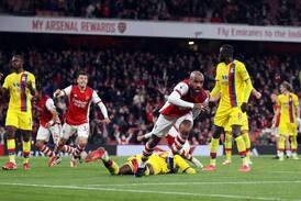 Lacazette reddet poeng for Arsenal og Ødegaard på overtid