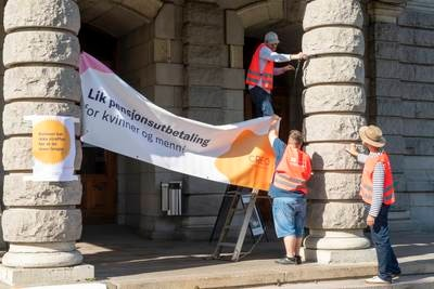 LO varsler kraftig opptrapping av kulturstreiken