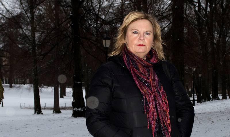 Ine Johannessen er nestleder i Vergeforeningen.