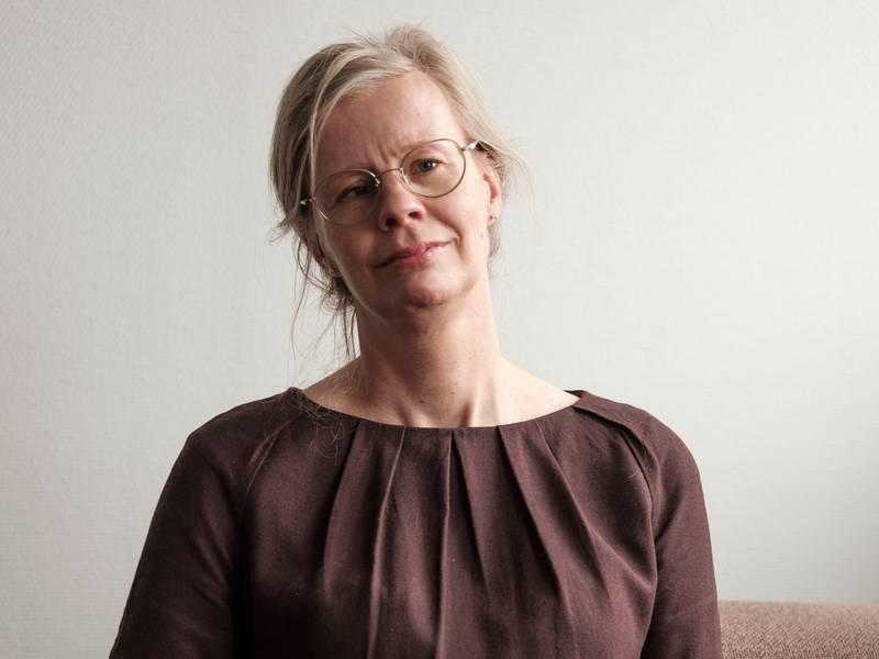Hedvig Montgomery er psykolog, forfatter, og elsket av norske foreldre.