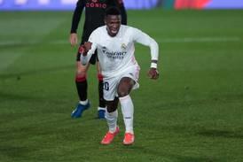 Vinicius reddet Real Madrid fra hjemmesmell