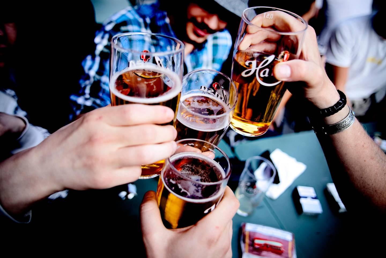 30062011  Fylla har skylda Øl Alkohol Sjenkebevilgning  FOTO: Fartein Rudjord
