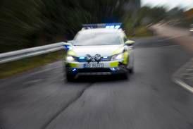 Mann mistenkt for ruspåvirket kjøring