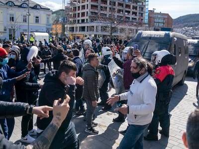 Sian-motdemonstranter risikerer fengselsstraff