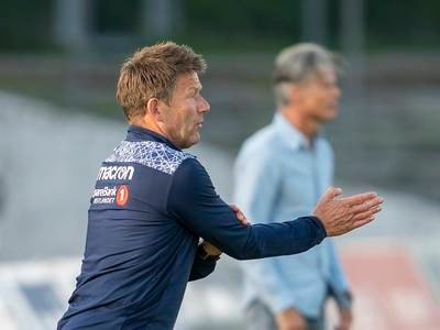 Larsen-kule reddet viktig Mjøndalen-poeng mot trenerløse Stabæk