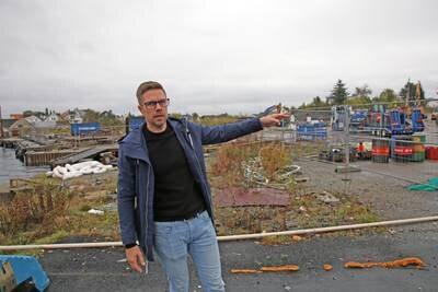 Engøy-leiligheter: Lager ny «Vindmøllebakken»