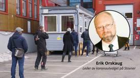 Oslo må tilby Stovner mer