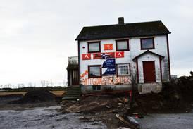 Alliansenhuset på Tjelta er solgt – Gimre trekker seg som førstekandidat