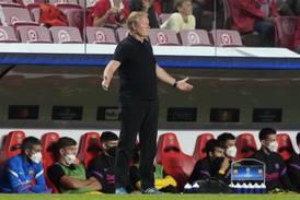 Benfica smadret Barca og satte flere spikre i Koeman-kista – Bayern herjer videre
