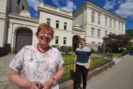 Vil at Stortinget skal redde Nobel-villaen