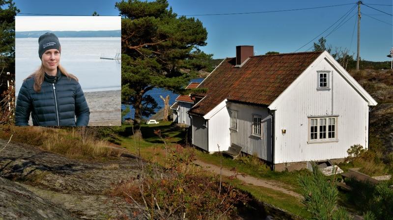 Avdelingsleder i Oslofjorden friluftsråd, Stine Greni, er glad for at organisasjonen fikk koordinatorrollen med å utvikle Pynten. Nå kan jobben starte med å utvikle strandeiendommen på Kråkerøy til en kystledhytte.