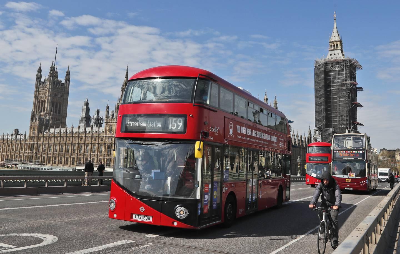 Mange land i Europa følger nøye med på Storbritannia og hvordan det går med deltavarianten der.  Her fra London.