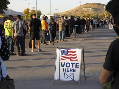 USA: Utenlandske aktører lyktes ikke med å manipulere valgavviklingen