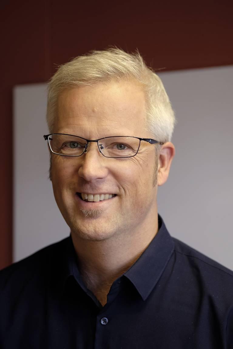 Jan Thomas Odegard, leder i Utviklingsfondet.