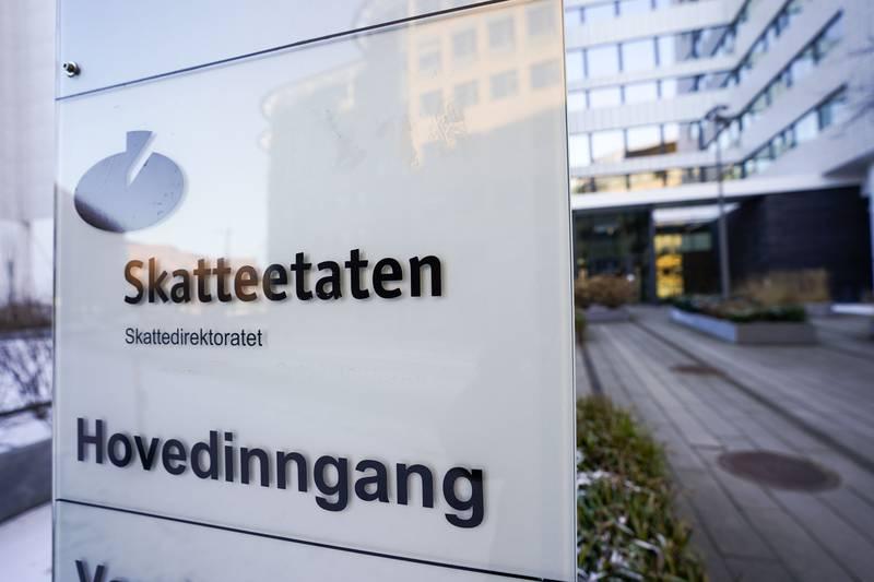 De fleste av som får penger tilbake på skatten, får pengene allerede om noen uker, eller i mai og juni. Foto: Lise Åserud / NTB