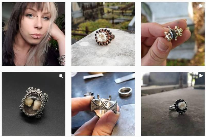 Grave Metallum Jewellery