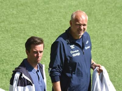 Stengte treningen og ga «no go» for Dønnum og Klaesson: – Vet hva spørsmålene handler om