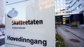 Statsministerens kontor og Stortinget risikerer skattesmell
