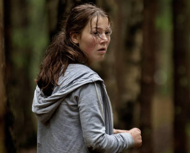Skuespiller Andrea Berntzen bærer med innlevelse og sterkt tilstedeværelse fram frykten og nyansene til rollefiguren Kaja i «Utøya 22. juli», som hadde verdenspremiere på filmfestivalen i Berlin under tittelen «U–July 22».