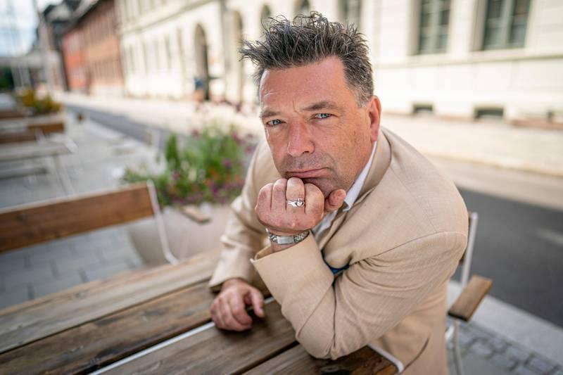 Oslo 20200811.  Regissør Jan Vardøen er aktuell med filmen Oslo København, som har premiere i slutten av november. Foto: Heiko Junge / NTB scanpix
