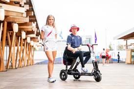Dokkan og Øverland blir flaggbærere i Paralympics