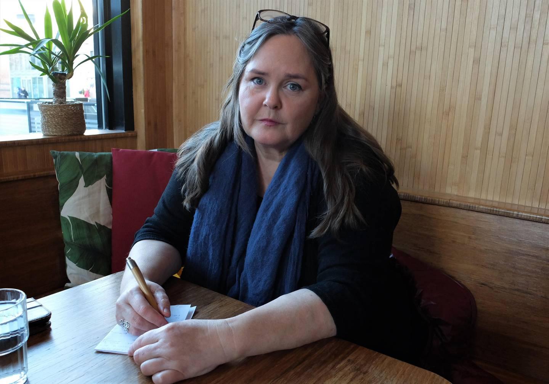 Anette Gilje, som har vært ME-syk i 25, har flere ganger snakket om ME-rammedes kår i Dagsavisen Fremtiden.