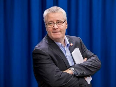 Fremskrittspartiets Bård Hoksrud freder taxireformen