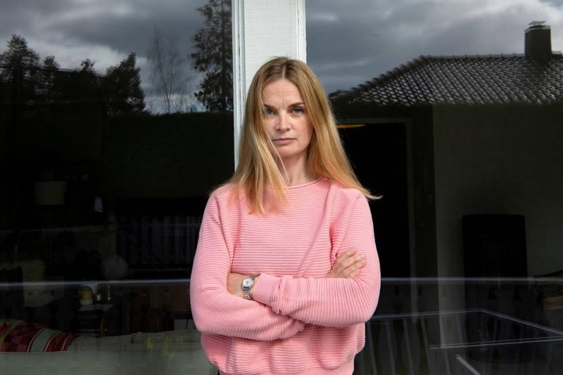 Åse Kringstad fra Virke Produsentforeningen slår alarm på vegne av norsk filmproduksjon.