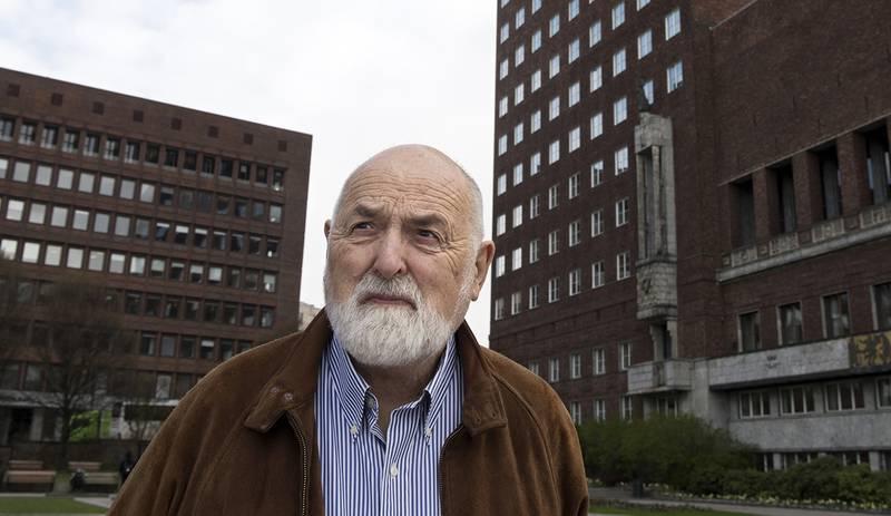 I dag fyller Høyrepolitiker, og leder av byutviklingsutvalget, Hermann Kopp 85 år.