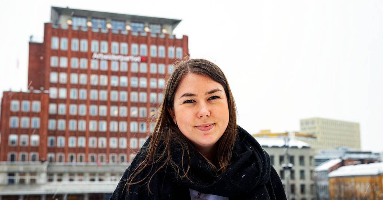 AUF-leder Astrid Willa Eide Hoem var selv på Utøya under terrorangrepet.
