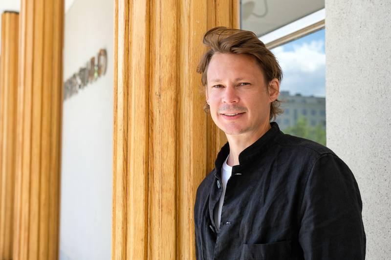 Mats Borch Bugge. Musikksjef i NRK.