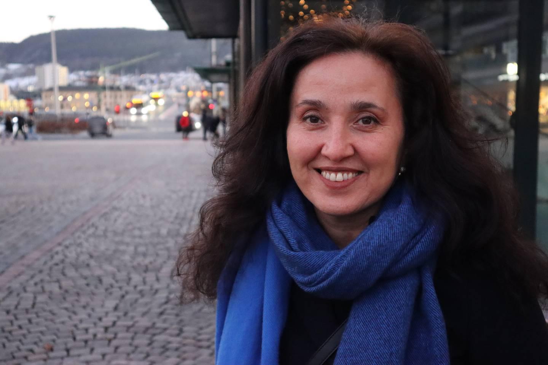 Hatice Lük er styreleder i Tyrkiske Foreningers Hovedorganisasjon i Norge