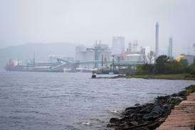 Fire blindpassasjerer levde bak roret på norsk oljetanker i ti dager