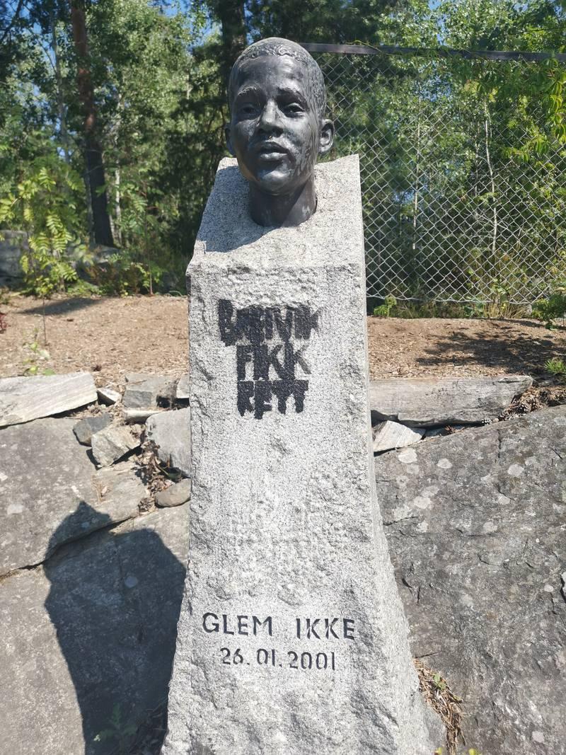 Benjamin Hermansens minnesmerke