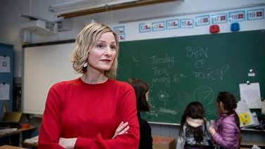 Gir seg etter fire år med turbulens i Osloskolen: – Noe konflikt og bråk kan være positivt