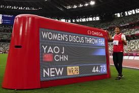 Nesse endte på fjerde etter ny personlig rekord - Yao Juan vant på ny verdensrekord
