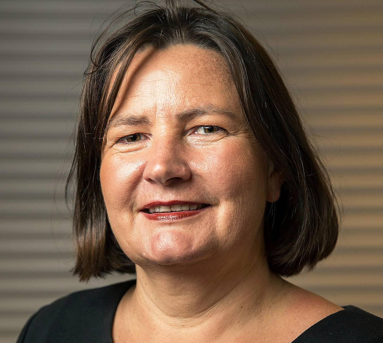 SIER STOPP: Henriette Westhrin, generalsekretær i Norsk Folkehjelp. FOTO: NTB SCANPIX