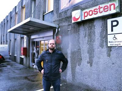 – Bekymringsfullt at Posten bygger ned infrastrukturen