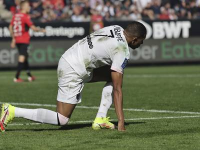 Kylian Mbappé: – Jeg ble kalt ape
