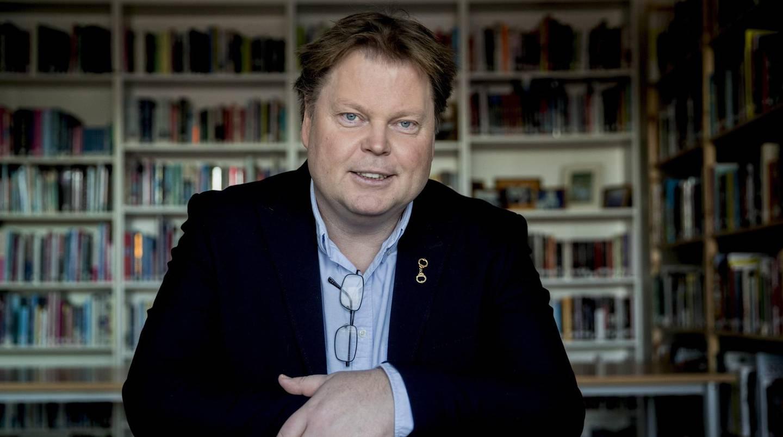 "Jørn Lier Horst ble Petrona-priset i England for ""Katharina-koden"", som også er langlistet til International Dagger Award. Til høsten kommer ny William Wisting-krim. Foto: Vidar Ruud / NTB scanpix"