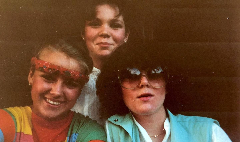The look of 1982 – 16 år og med lørdagsjobb, tre gode venninner.